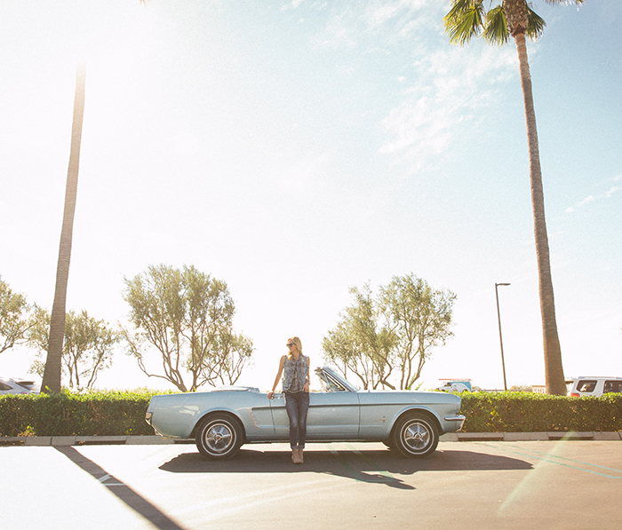livvyland-blog-olivia-watson-silver-jeans-co-laguna-beach-austin-texas-fashion-blogger-denim-under-100-best-3-mustang-convertible-1968-baby-blue-muscle-car-pch
