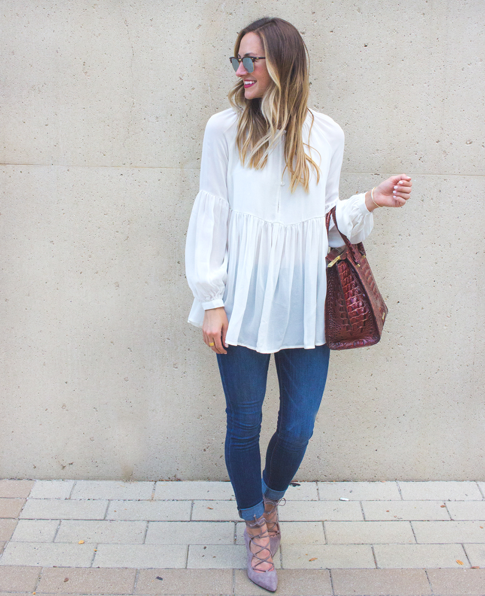 livvyland-blog-olivia-watson-sincerely-jules-white-chiffon-cameron-top-austin-texas-fashion-blogger-brahmin-priscilla-handbag-10