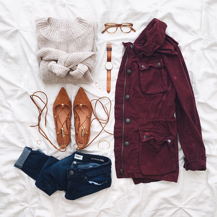 livvyland-blog-olivia-watson-austin-texas-fashion-blogger-fall-outfit-style-flat-lay-cozy-knit-sweater-layers-winter