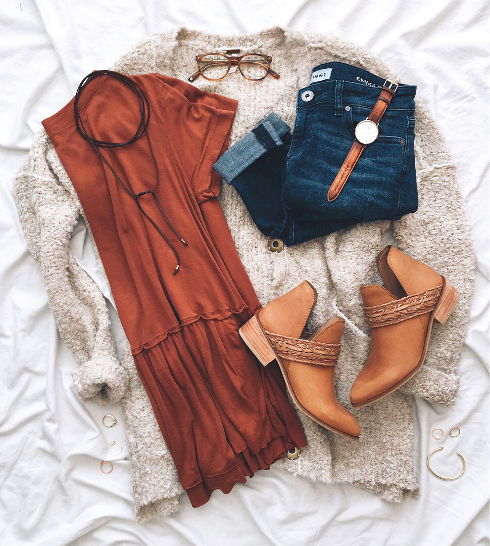 livvyland-blog-olivia-watson-black-friday-sales-instagram-roundup-burnt-orange-kaanas-ankle-booties-boho-outfit