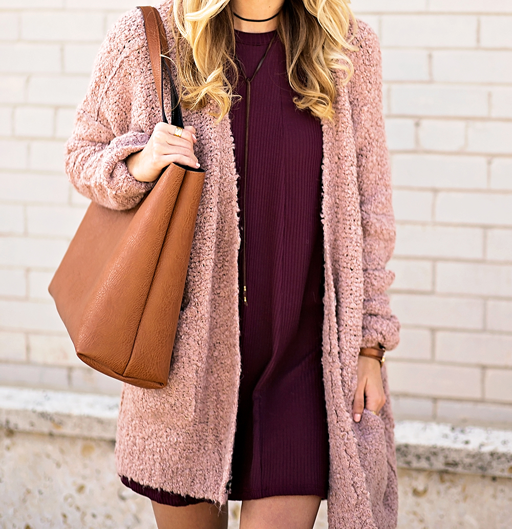 livvyland-blog-olivia-watson-cozy-fall-layers-dress-otk-boots-chunky-knit-cardigan-blush-pink-boho-outfit-3