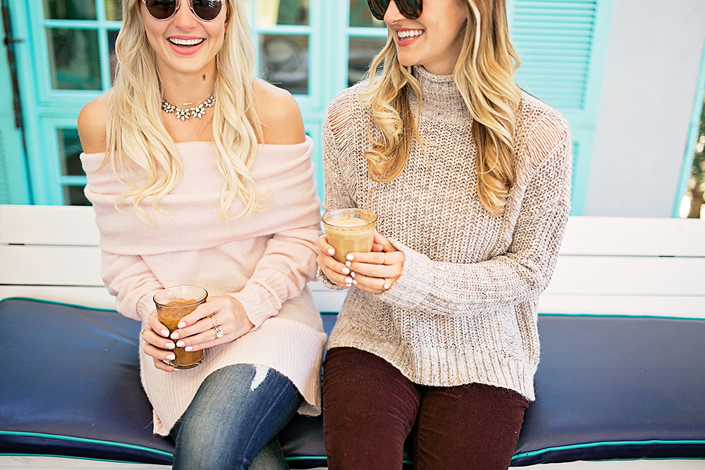 livvyland-blog-olivia-watson-express-cyber-monday-sweater-sale-lauren-vandiver-vandi-fair-cozy-outfit-friend-date-elizabeth-street-cafe-7