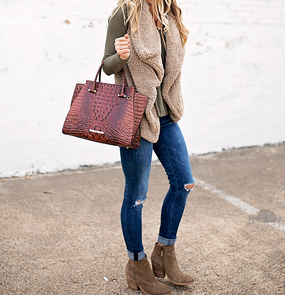 livvyland-blog-olivia-watson-fall-outfit-bb-dakota-sheerling-vest-cozy-fall-outfit-inspiration-ankle-booties-free-people-thermal-top-11