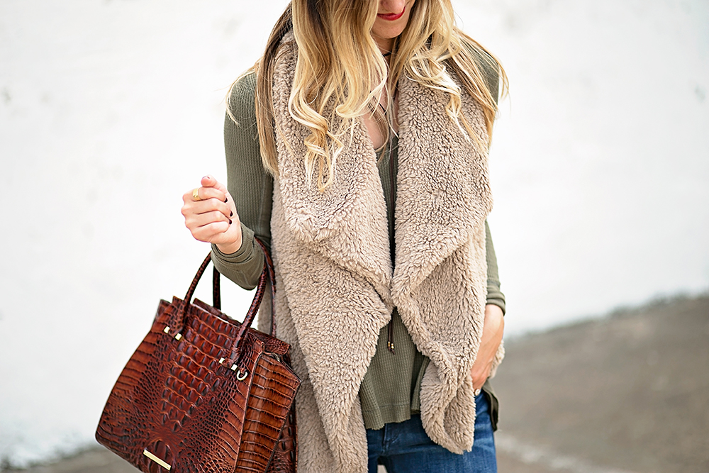 livvyland-blog-olivia-watson-fall-outfit-bb-dakota-sheerling-vest-cozy-fall-outfit-inspiration-ankle-booties-free-people-thermal-top-9