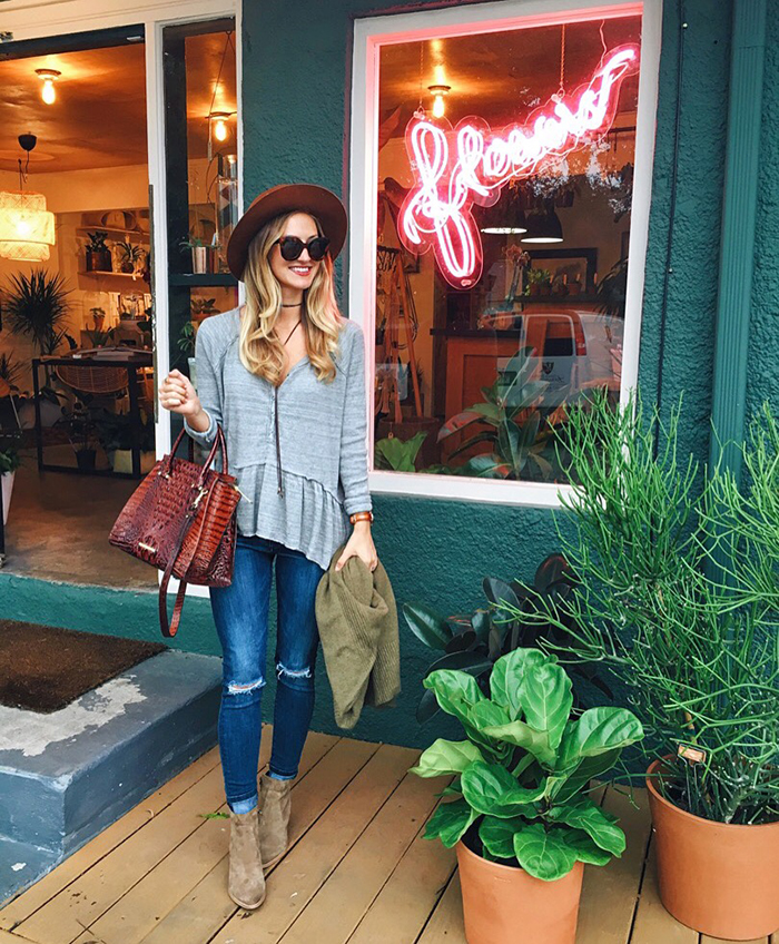 livvyland-blog-olivia-watson-instagram-roundup-december-cozy-thermal-top-brahmin-priscilla-handbag-austin-flower-floral-shop-south-first-street