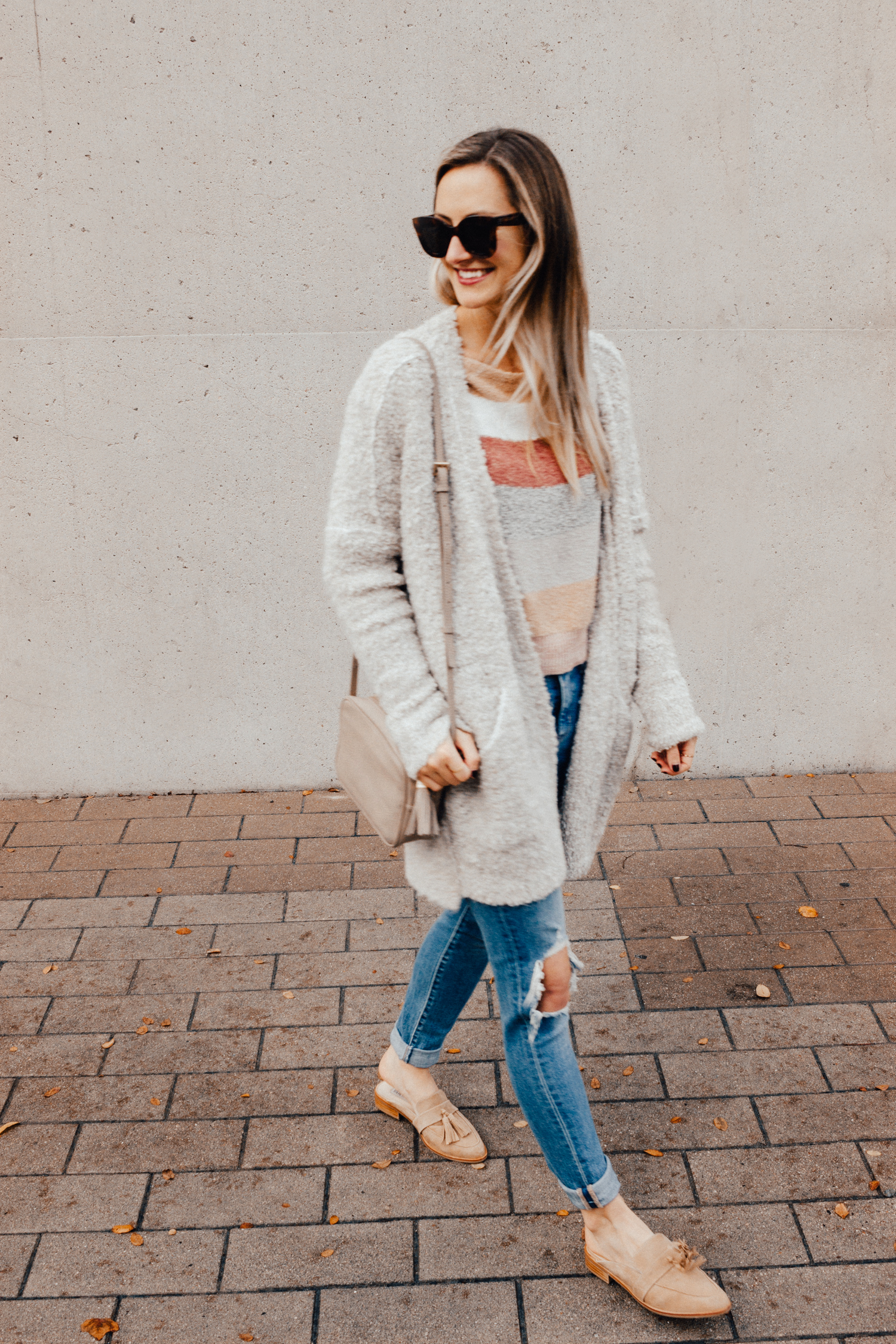 livvyland-blog-olivia-watson-free-people-blush-beige-tan-sweater-tassel-slides-cozy-layers-8