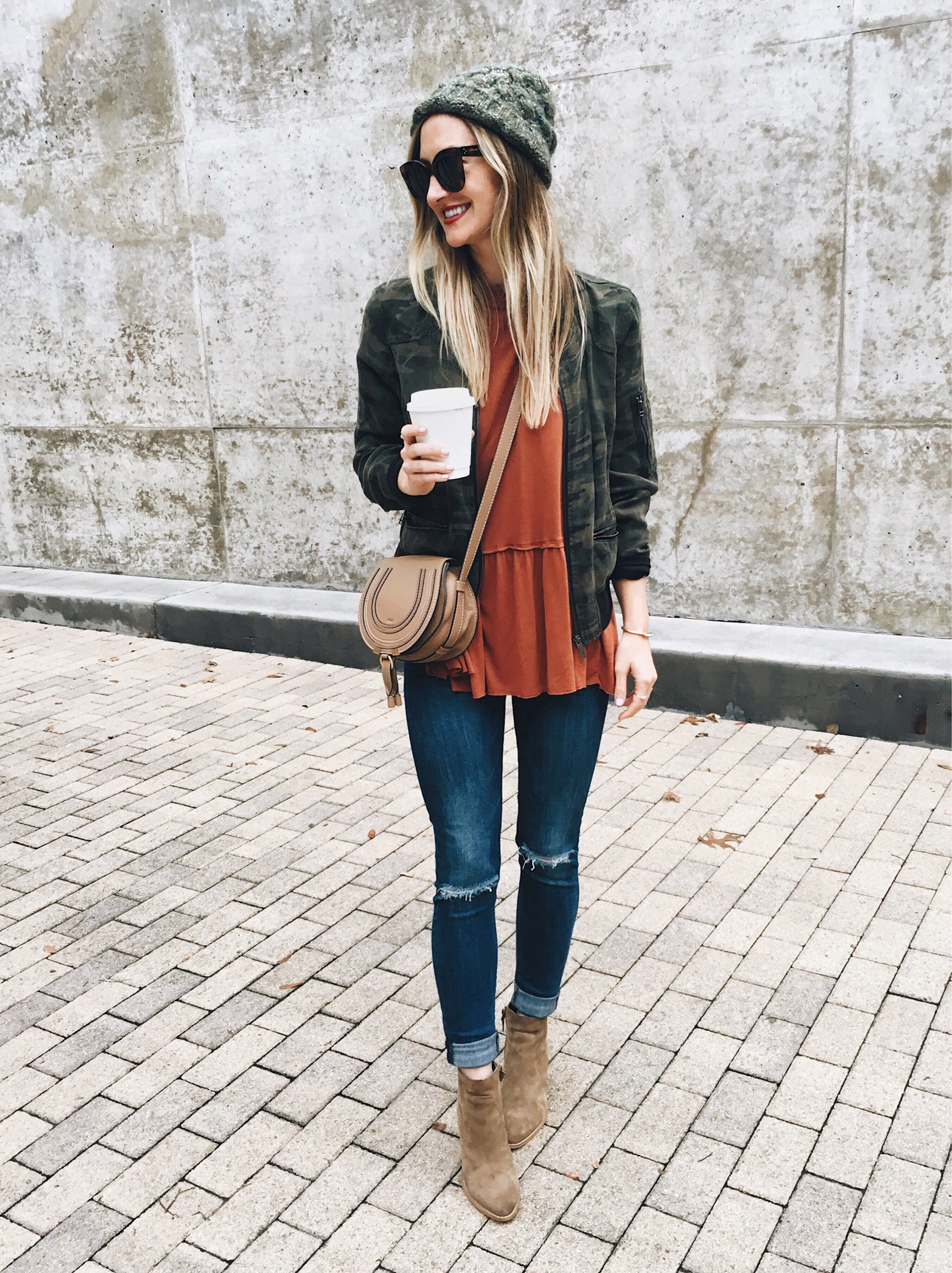 Winter Outfit Instagram