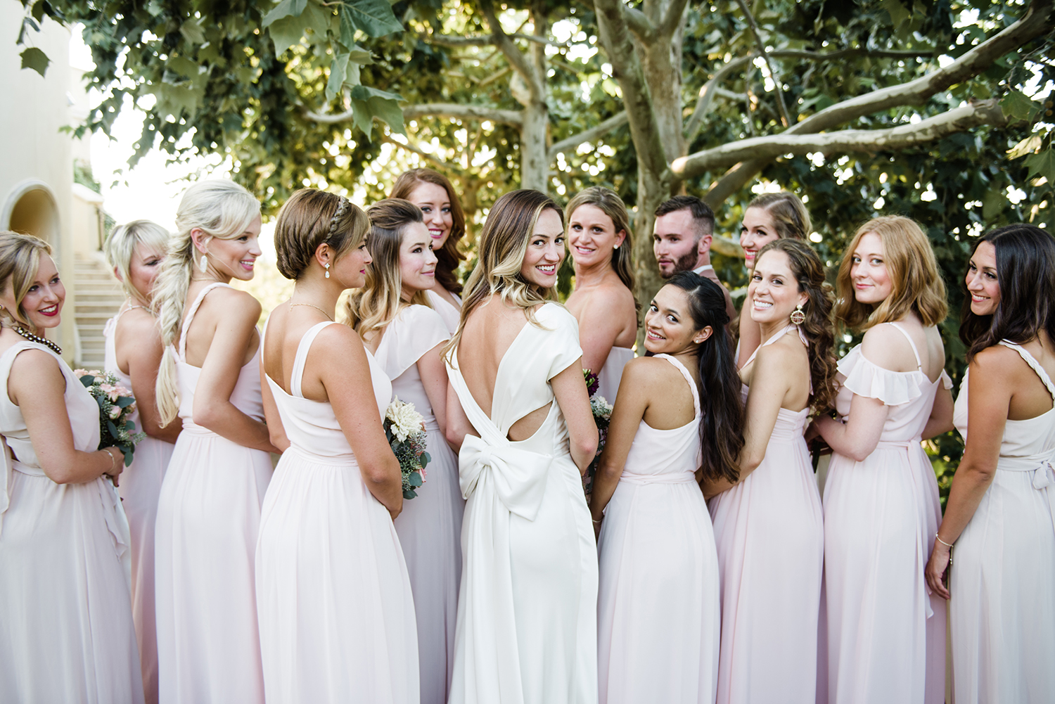 livvyland-blog-olivia-watson-wedding-villa-del-lago-austin-texas-fall-blush-burgundy-classic-romantic-joanna-august-bridesmaid-dresses-1